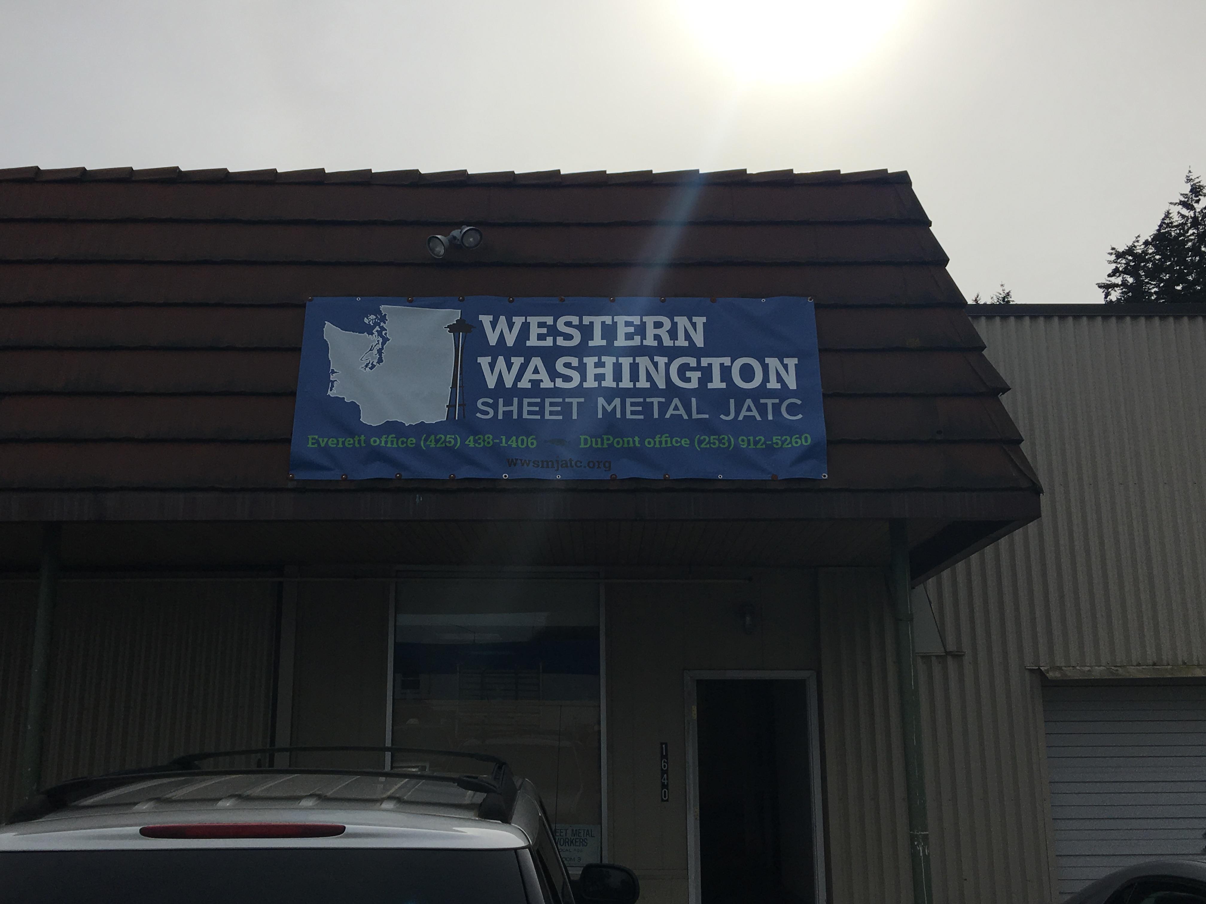 New Look In Bremerton Western Washington Sheet Metal Jatc